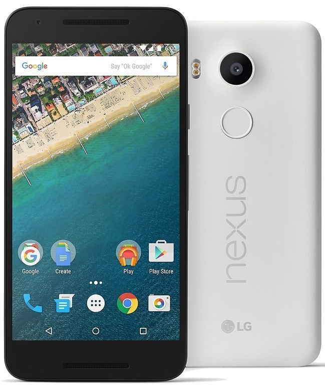 Nexus 5x vs  Pixel · Michal Hořejšek
